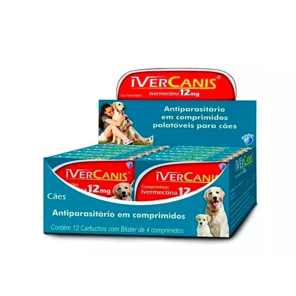 IverCanis 12mg