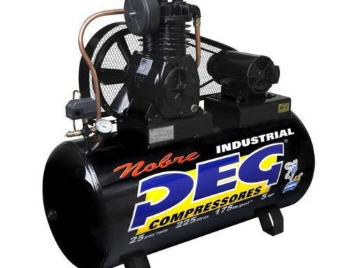 Promoção de Compressor PEG de 5 HP